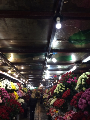 5- flower shop