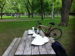 bicycle - parc la fontaine